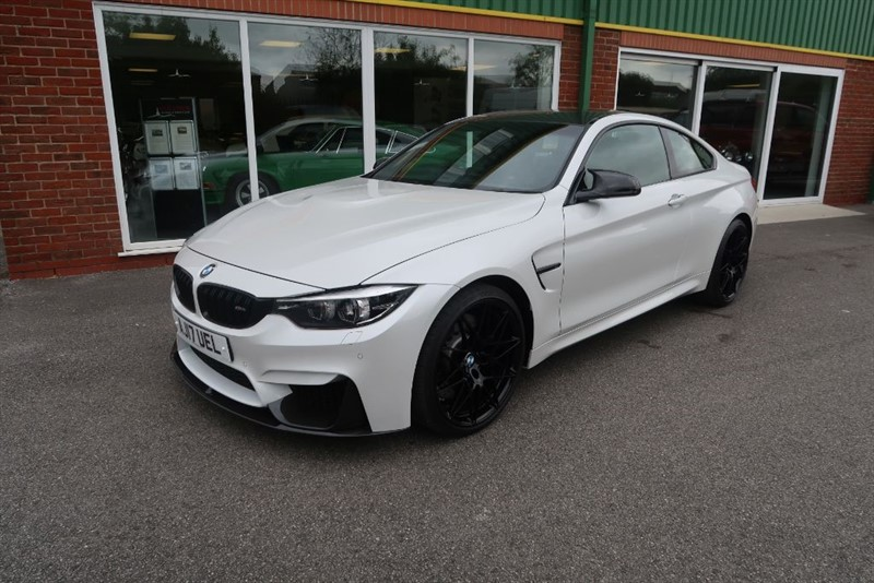 used BMW M4 3.0i 444BHP Competition & Carbon Packs in louth