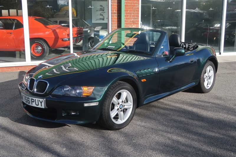 used BMW Z3 2.0 2dr Roadster LOW MILEAGE in louth