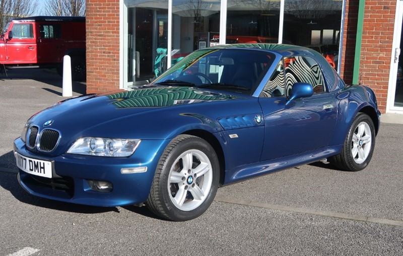 used BMW Z3 2.0i 2dr Roadster with Hardtop in louth