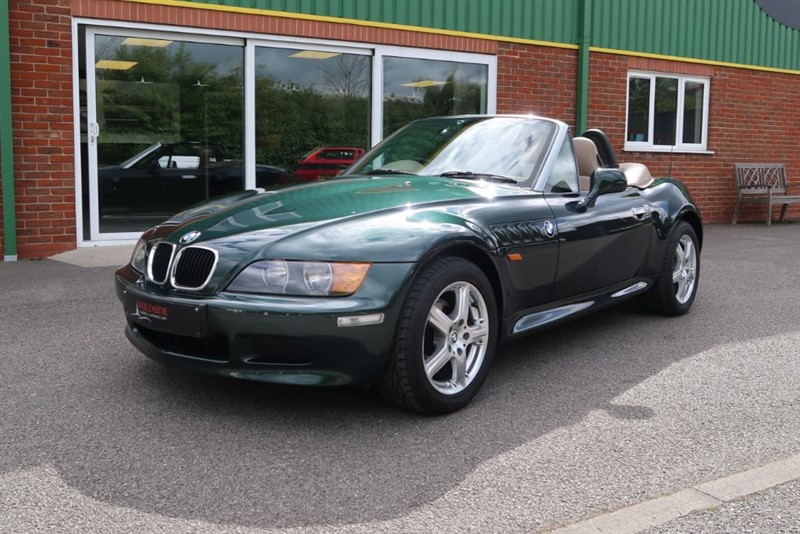 used BMW Z3 1.9 Roadster  in louth