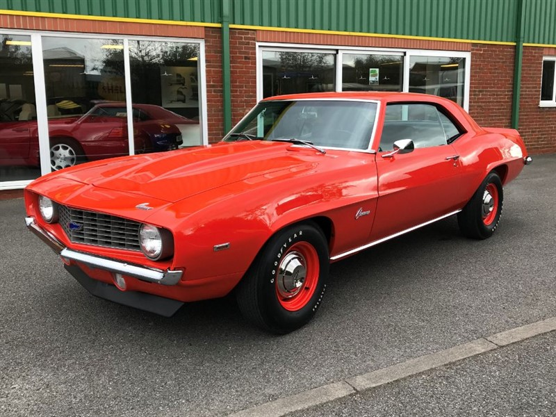 used Chevrolet Camaro COPO 9561 Tribute Ex Gas Monkey Garage in louth