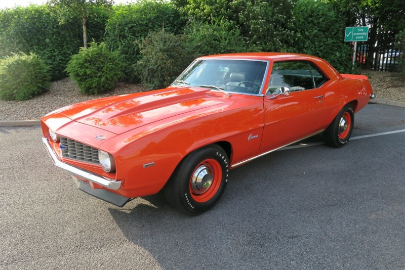 used Chevrolet Camaro COPO 9651 Tribute Ex Gas Monkey Garage in louth