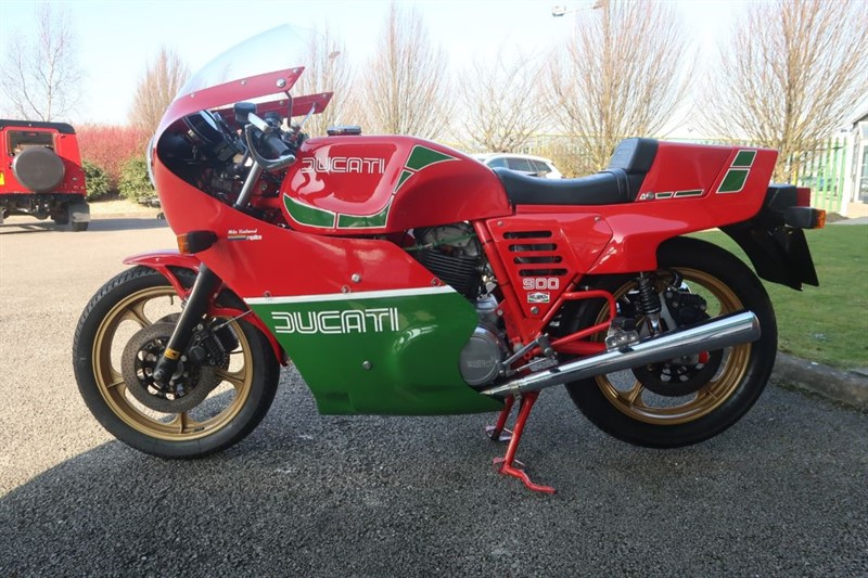 used Ducati 900  S2 MHR Mike Hailwood Replica in louth