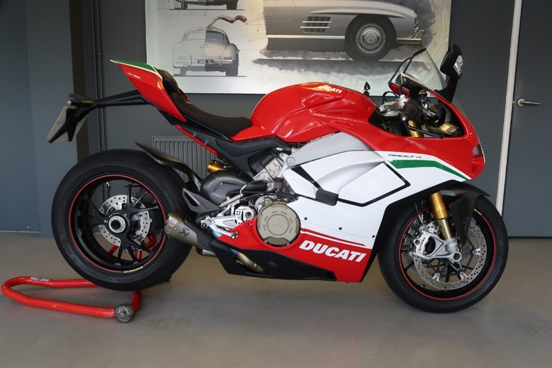 used Ducati Panigale V4 Speciale Limited Edition in louth