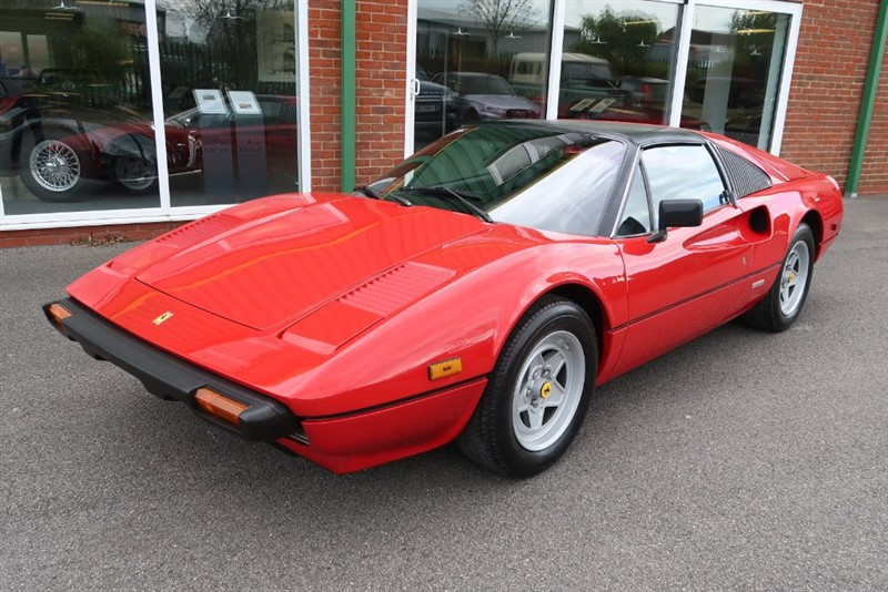used Ferrari 308 GTSi Targa LHD in louth