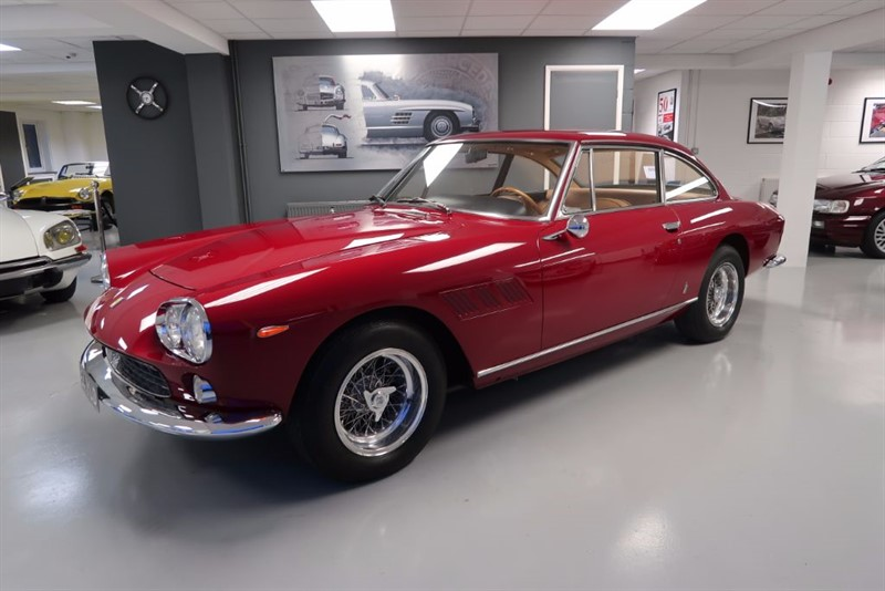used Ferrari 330 GT 2+2 Series 1 LHD in louth