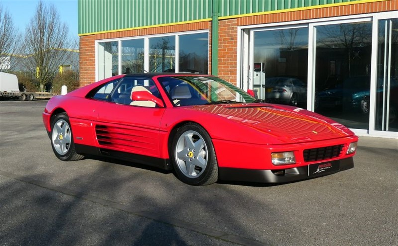 used Ferrari 348 TS in louth