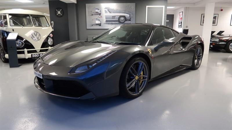 used Ferrari 488 GTB  in louth