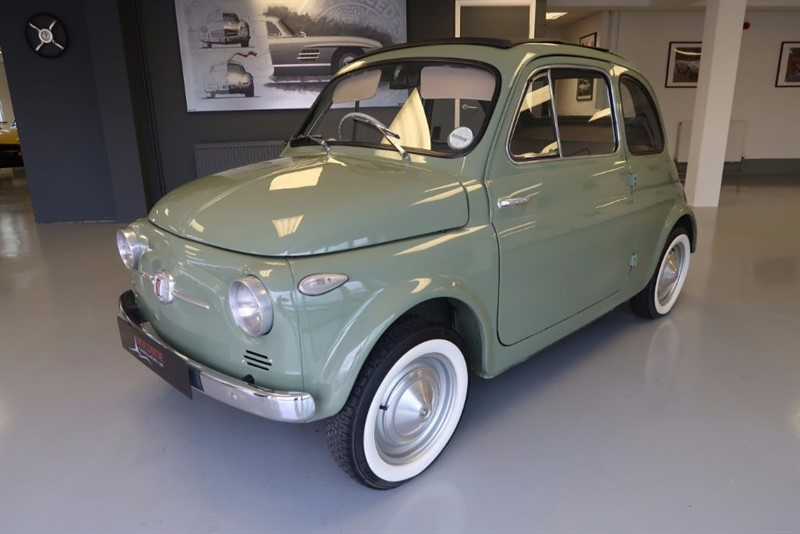 used Fiat 500 Nuova 500n RHD in louth