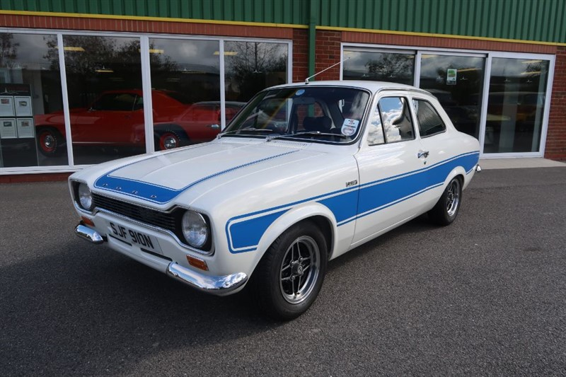 used Ford Escort AVO RS2000 Mk1 in louth