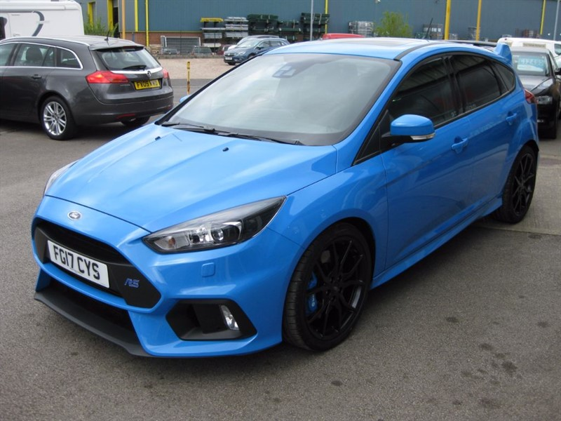 used Ford Focus RS 2.3 EcoBoost 350PS 5dr DELIVERY MILEAGE in louth