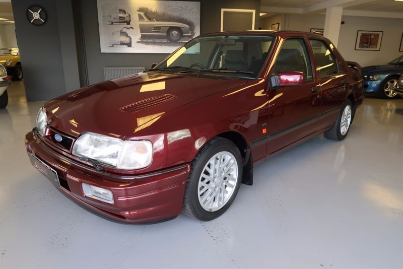 used Ford Sierra RS Cosworth Sapphire 4x4 13,000 miles ONE OWNER in louth