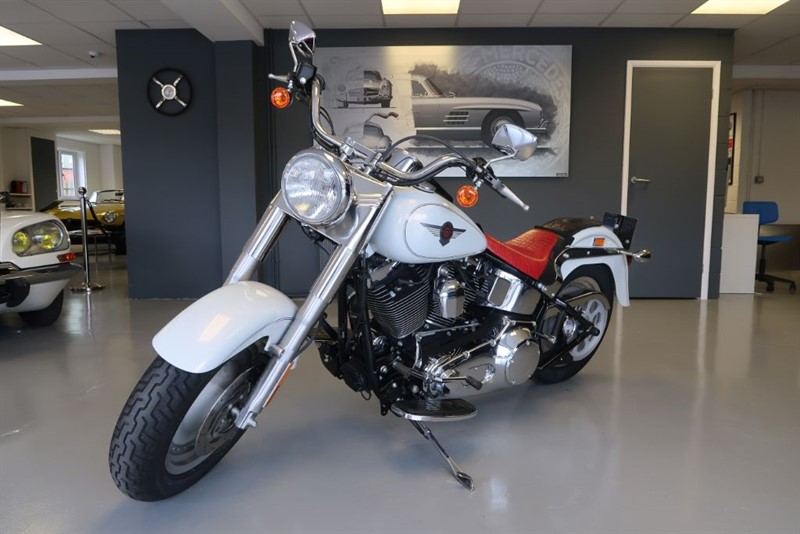 used Harley-Davidson  FLSTFI FATBOY Fuel Injection 2,000 miles only in louth