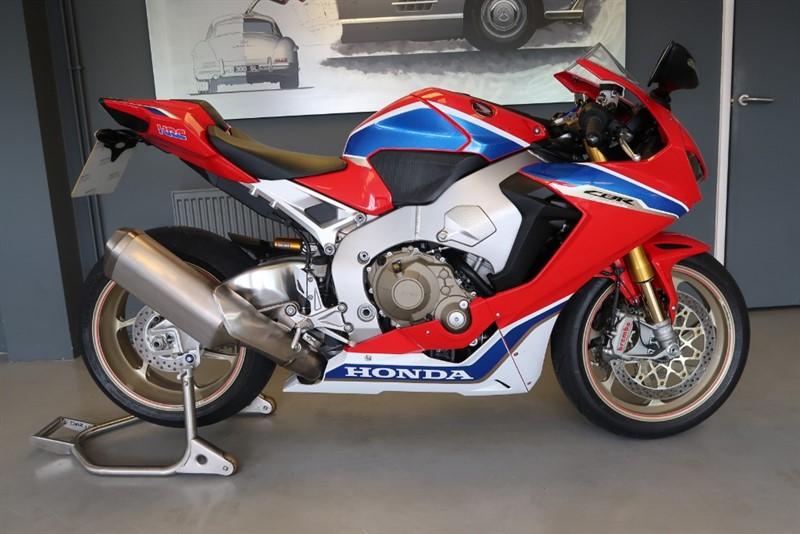 used Honda CBR1000RR Fireblade SP2 25th Anniversary Edition in louth