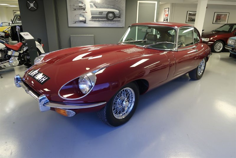 used Jaguar E-Type Series 2 2+2 RHD in louth