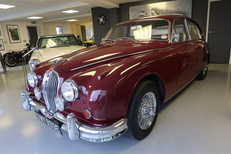 used Jaguar Mark II 3.4 Manual Overdrive 4dr  in louth