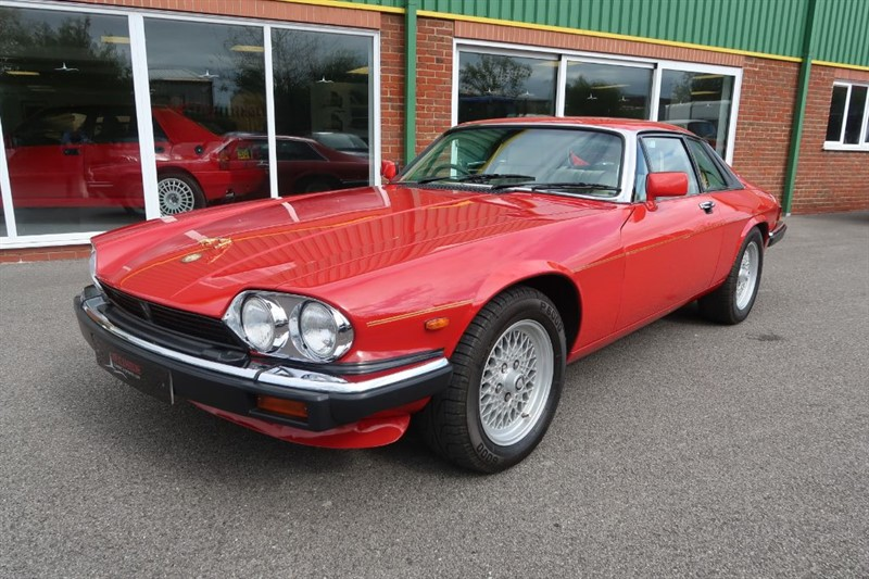 used Jaguar XJ XJS V12 Le Mans Edition in louth