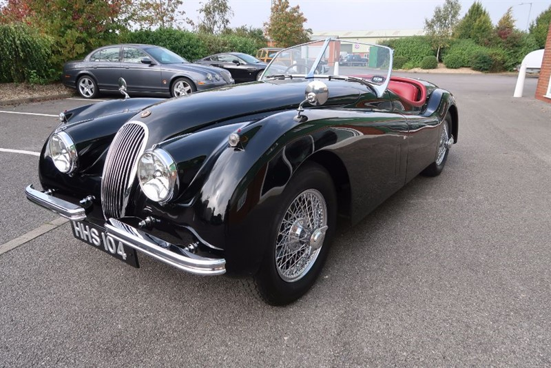 used Jaguar XK 120 SE OTS RHD  in louth