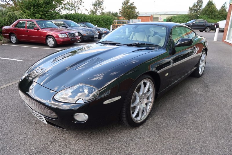 used Jaguar XKR 4.2V8 Supercharged 2dr Coupe in louth