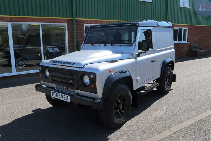 used Land Rover Defender 90 2.2TD County HARD TOP  in louth