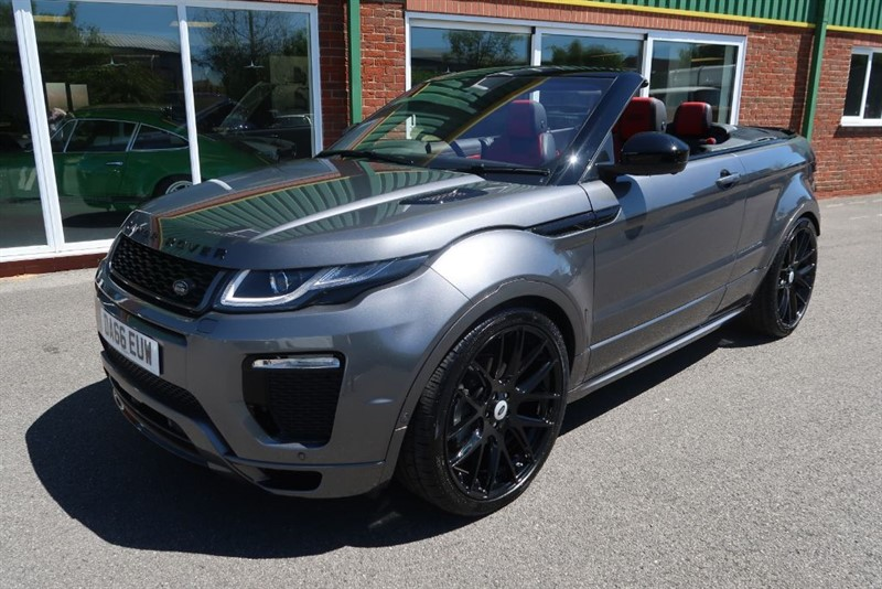 used Land Rover Range Rover Evoque 2.0 TD4 HSE Dynamic Lux HUGE SPEC in louth
