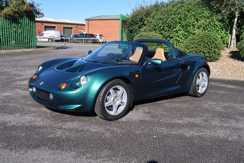 used Lotus Elise S1 2dr roadster One Owner in louth