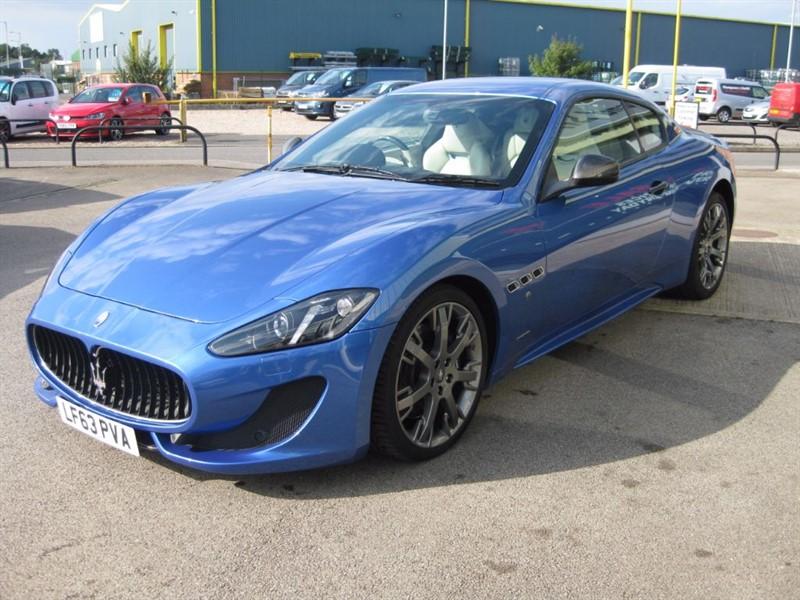 used Maserati Granturismo Sport 4.7 V8 2dr Coupe Auto in louth