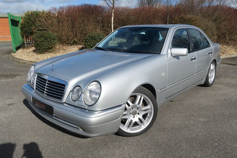 used Mercedes E55 AMG Saloon Auto 1 OWNER LOW MILEAGE in louth