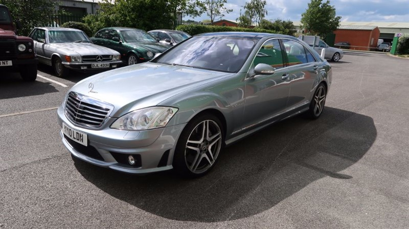 used Mercedes S65 AMG 6.0 V12 Bi Turbo Limousine in louth