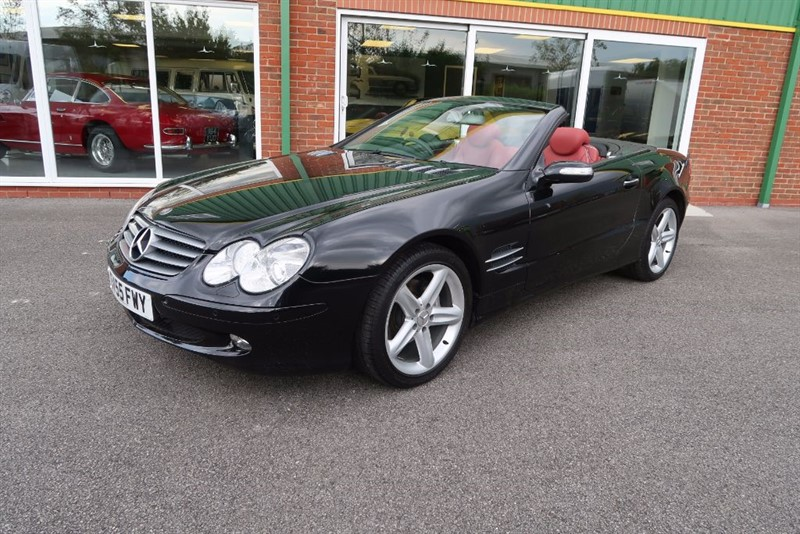 used Mercedes SL SL350 2dr Convertible LOW MILEAGE PANORAMIC GLASS ROOF in louth