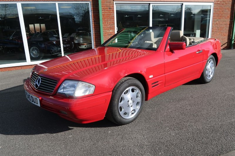 used Mercedes SL SL 500 Low Mileage ONE OWNER in louth