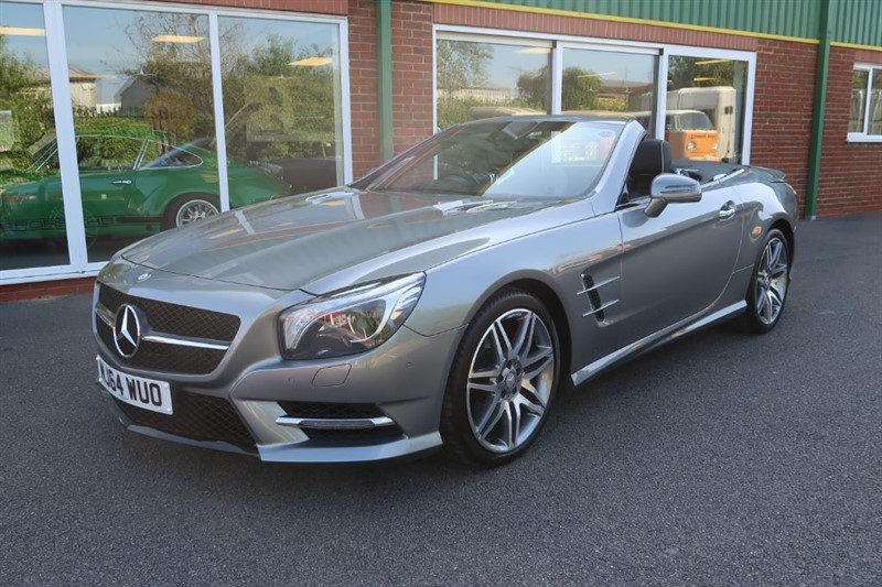 used Mercedes SL SL350 AMG Sport HIGH SPEC in louth