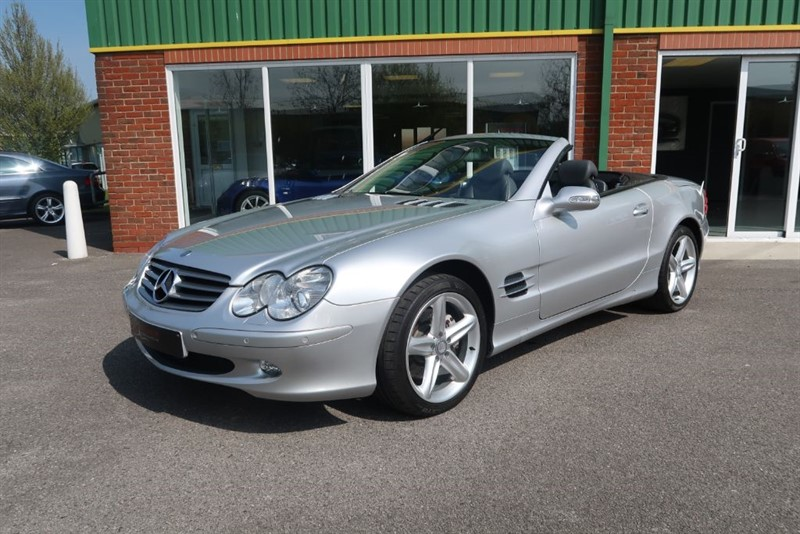 used Mercedes SL SL500  in louth