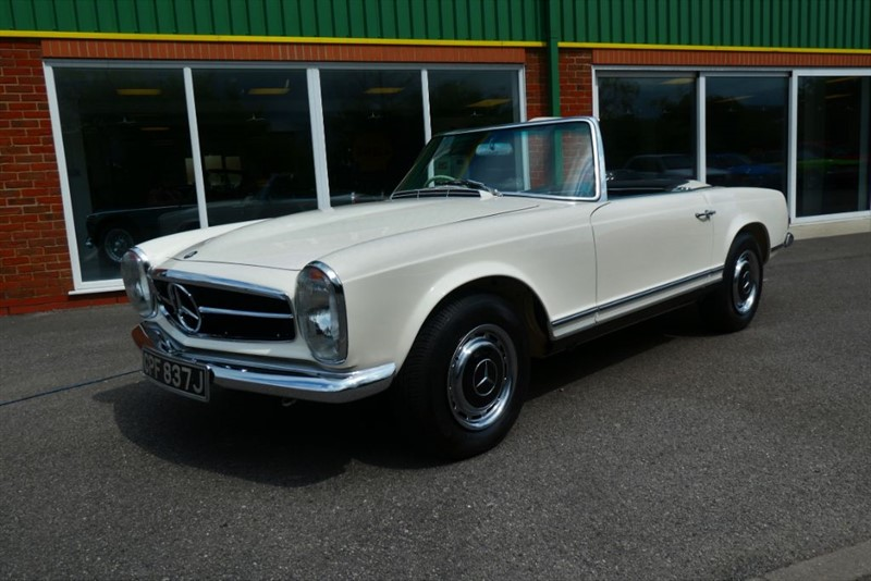 used Mercedes SL 280SL Pagoda 4spd Manual RHD in louth
