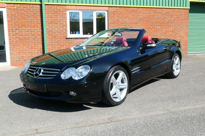 used Mercedes SL SL350  in louth
