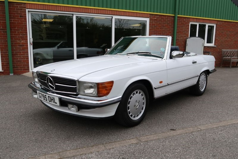 used Mercedes SL R107 300SL in louth