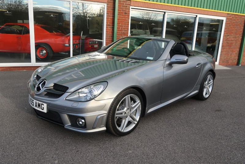 used Mercedes SLK SLK55 AMG Low Mileage in louth