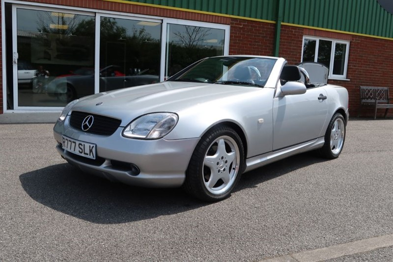 used Mercedes SLK SLK230 AMG Pack in louth