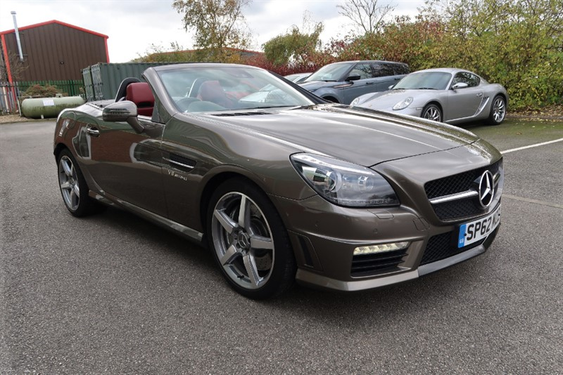 used Mercedes SLK55 AMG SLK55 AMG in louth