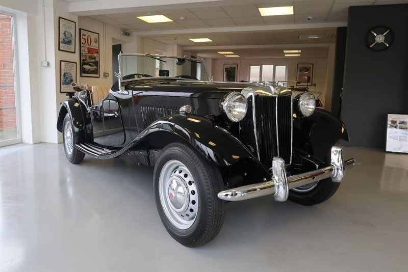 used MG  TD 2dr RHD in louth