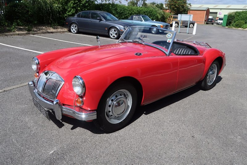 used MG MGA Mk1 1.6 2dr Roadster in louth