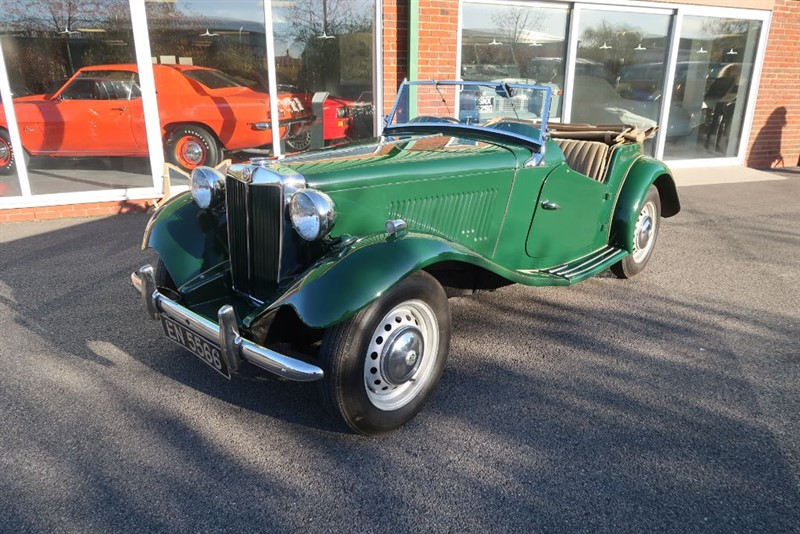 used MG  TD 2dr in louth