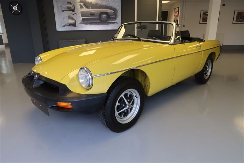 used MG Roadster MGB Roadster 78 Miles Only in louth