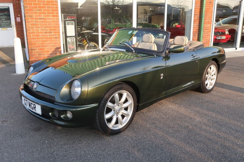 used MG RV8 4.0 V8 in louth