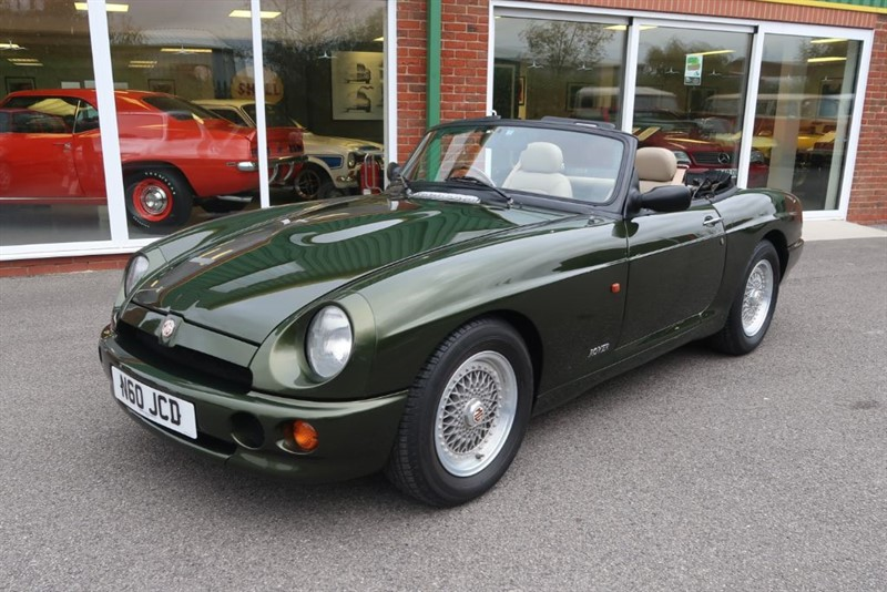 used MG RV8 4.0 V8 2dr Roadster in louth