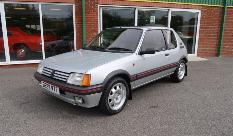 used Peugeot 205 GTi 1.9 Phase 1 in louth
