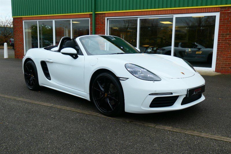 used Porsche 718 Boxster PDK High Spec in louth