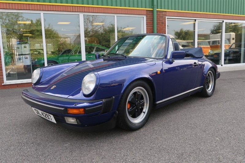 used Porsche 911 Carrera 3.2 Cabriolet in louth