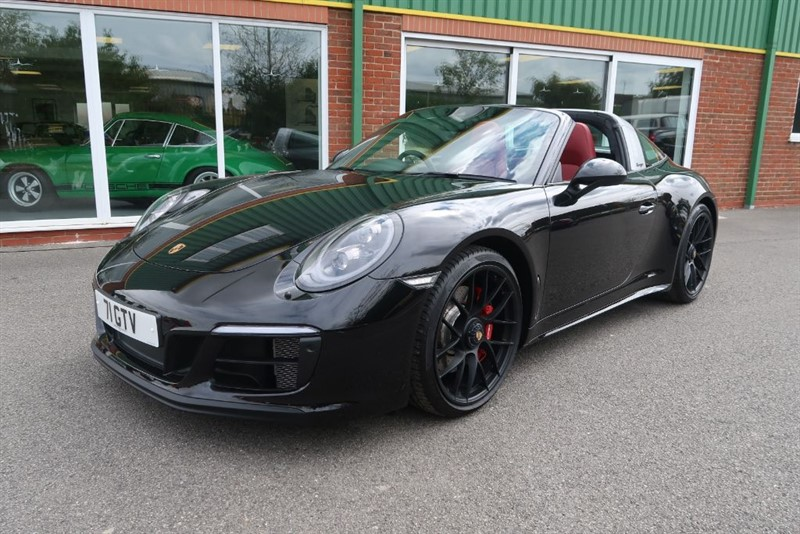 used Porsche 911 Targa 4 GTS PDK  in louth