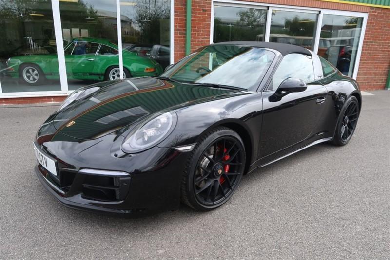 used Porsche 911 Targa 4 GTS PDK  in louth